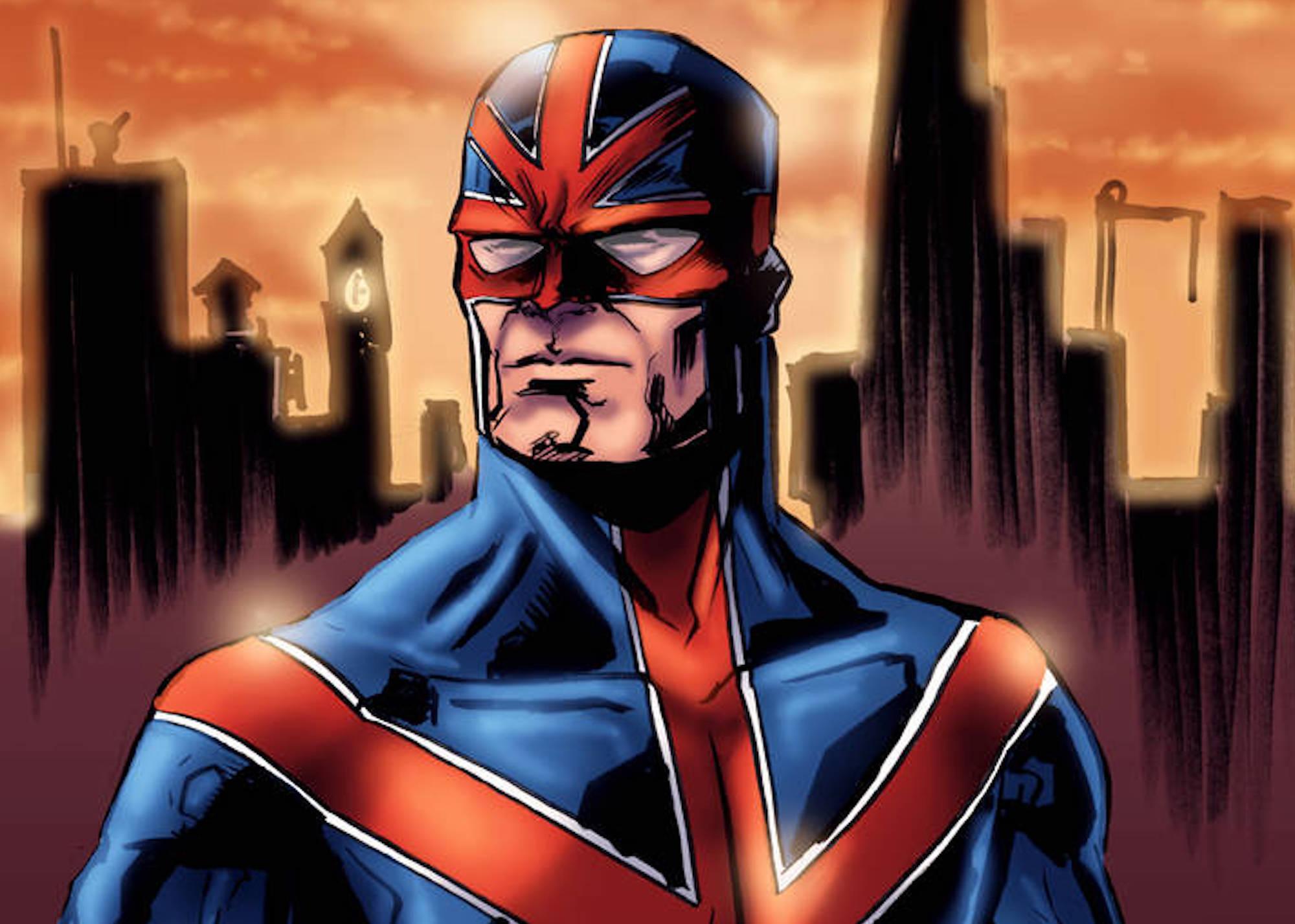 Captain Britain in Marvel Comics