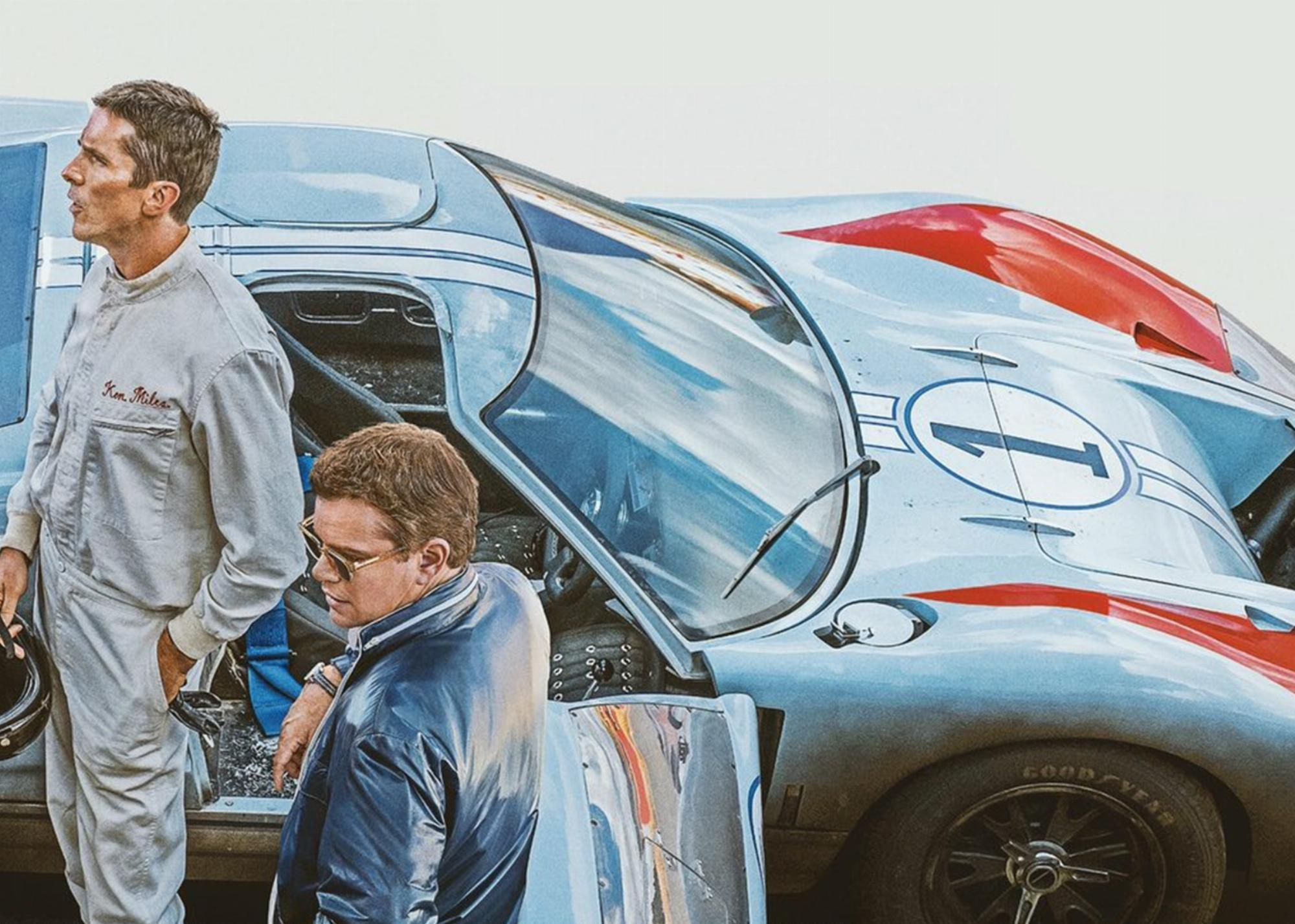 Ford V Ferrari Faster And Nastier Than Other Racing Movies
