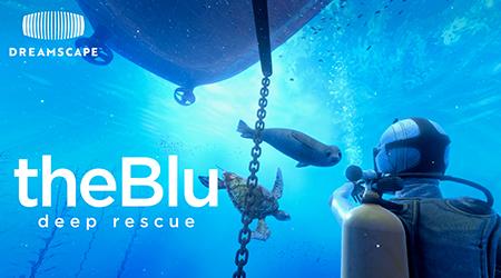 Play trailer for Dreamscape VR - The Blu: Deep Rescue