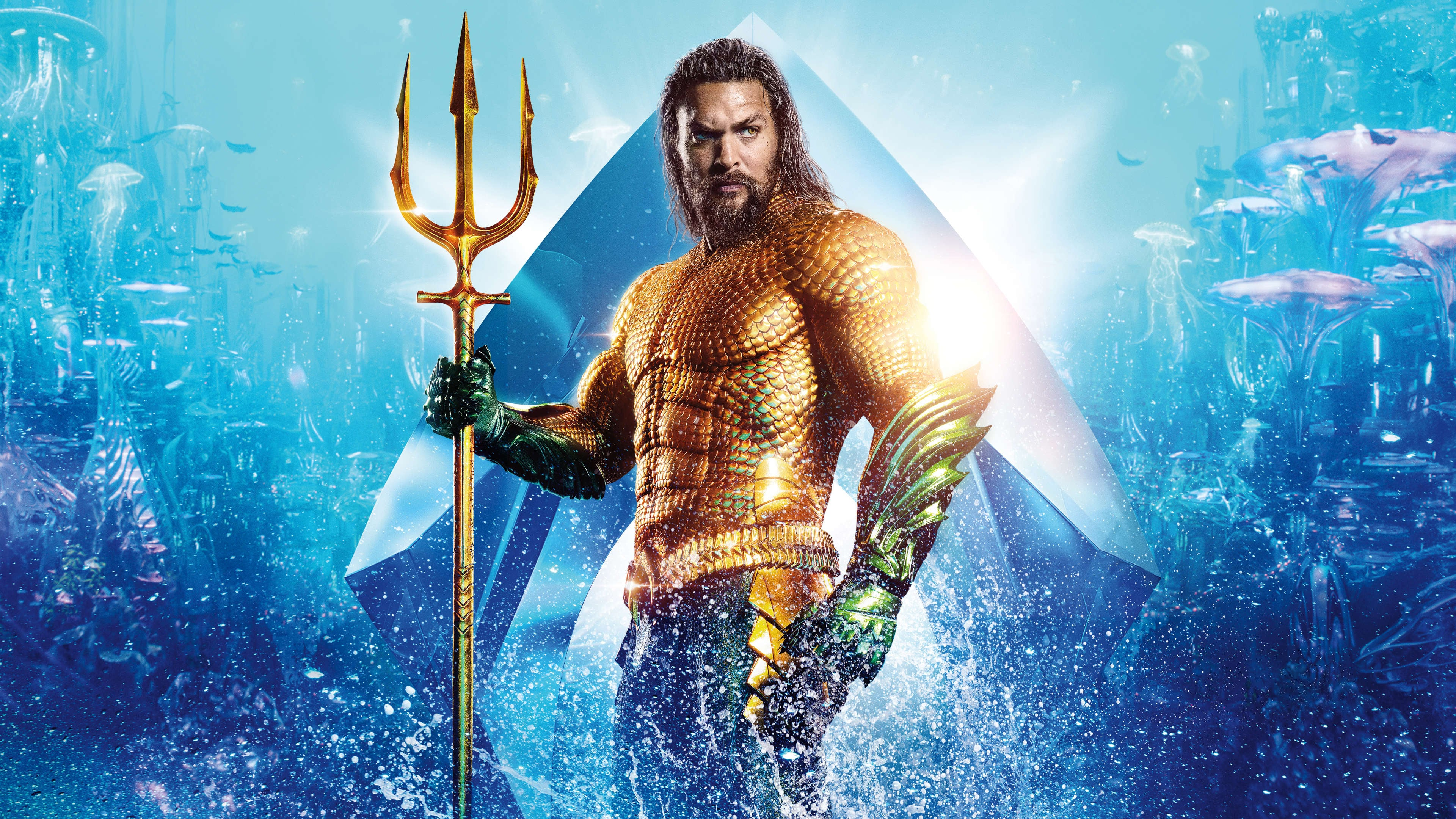 The Characters Of AQUAMAN