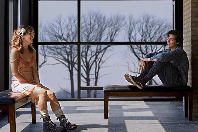 Five Feet Apart Now Available On Demand