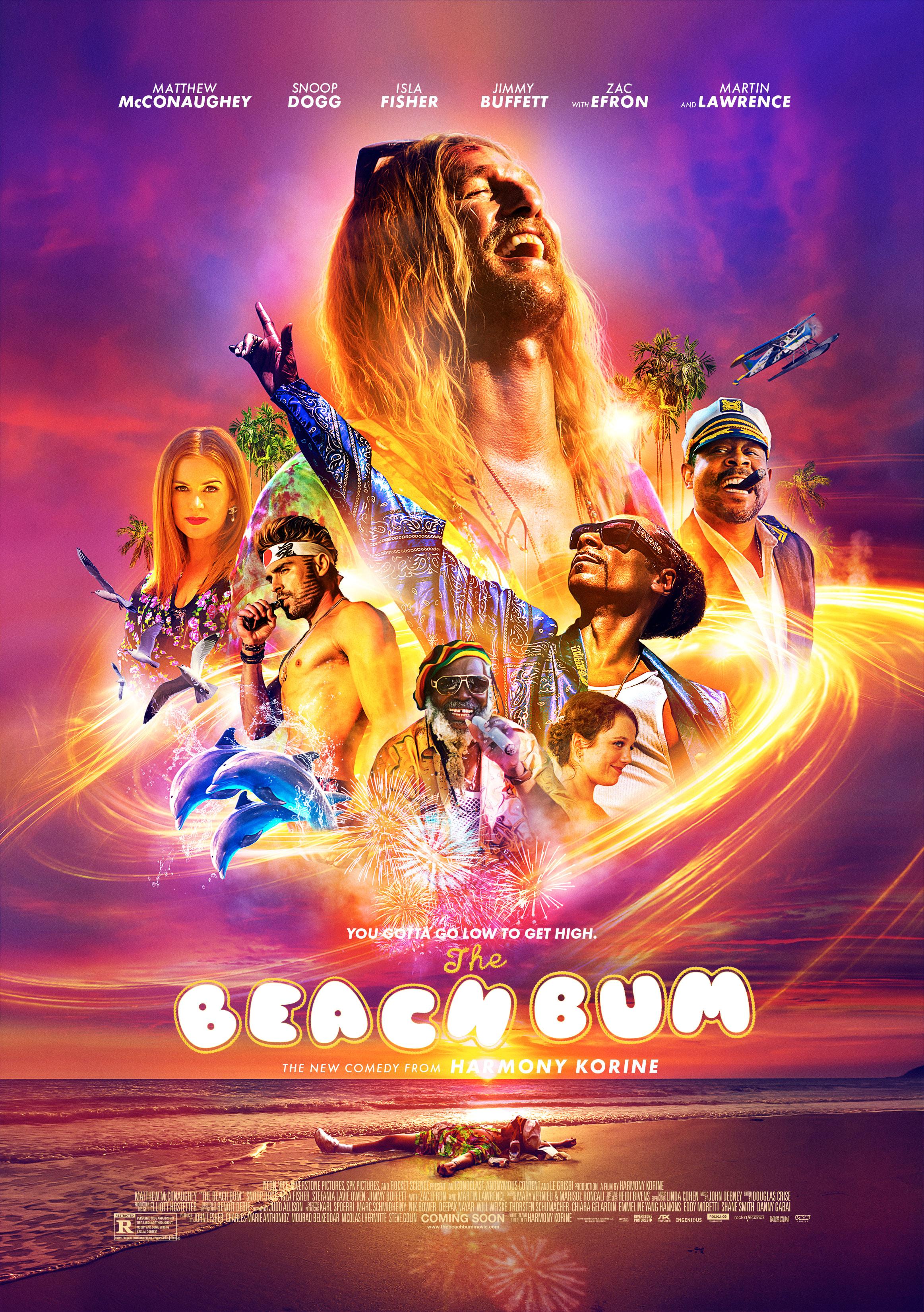 The Beach Bum At An Amc Theatre Near You