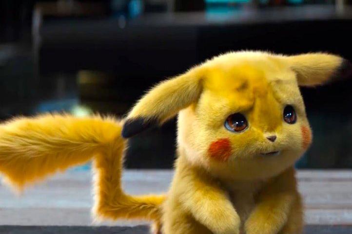 Pokemon Detective Pikachu at an AMC Theatre near you