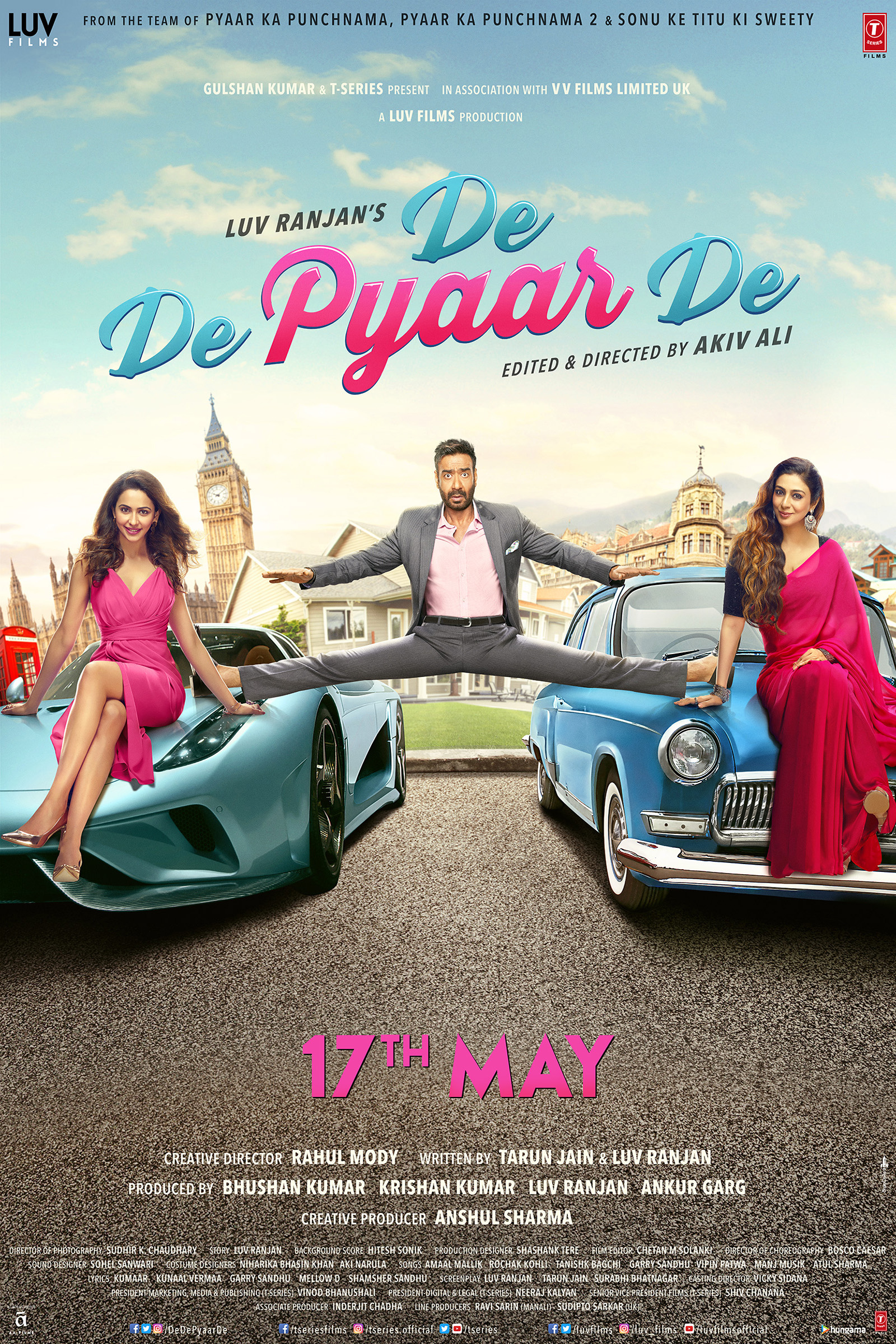 De De Pyar De Movie Download in 720p HEVC ESubs
