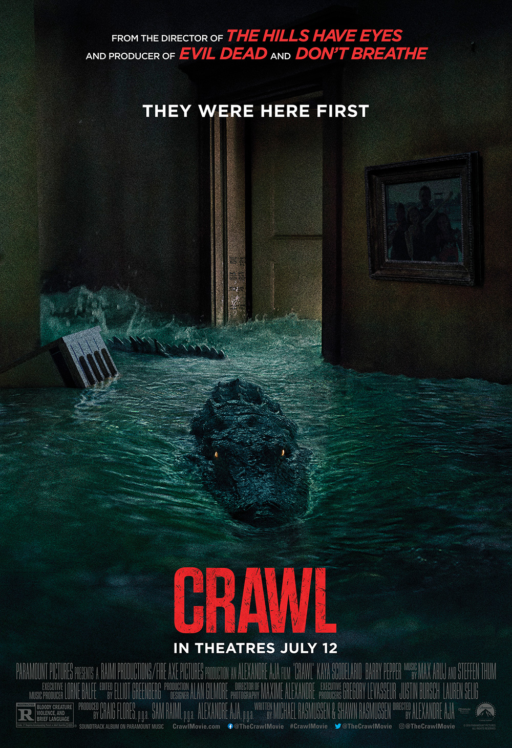 Crawl At An Amc Theatre Near You