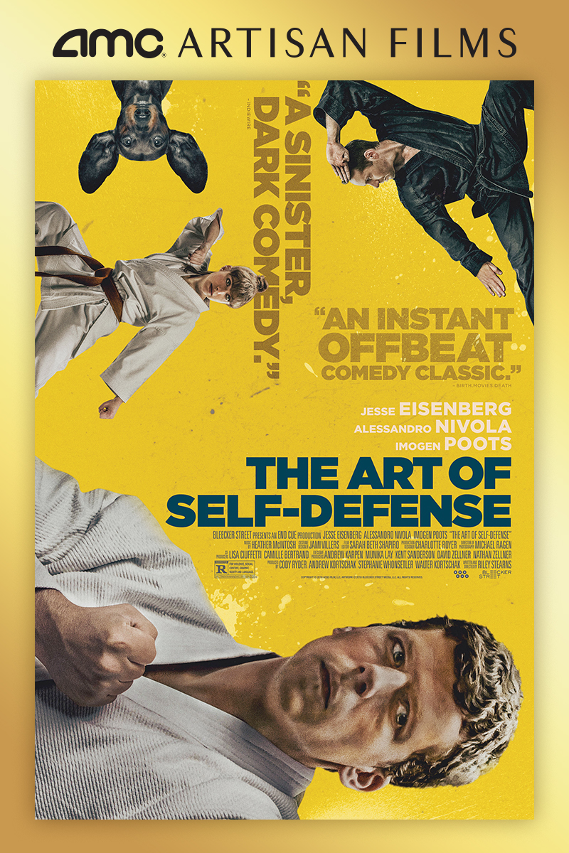 The Art Of Self Defense at an AMC Theatre near you
