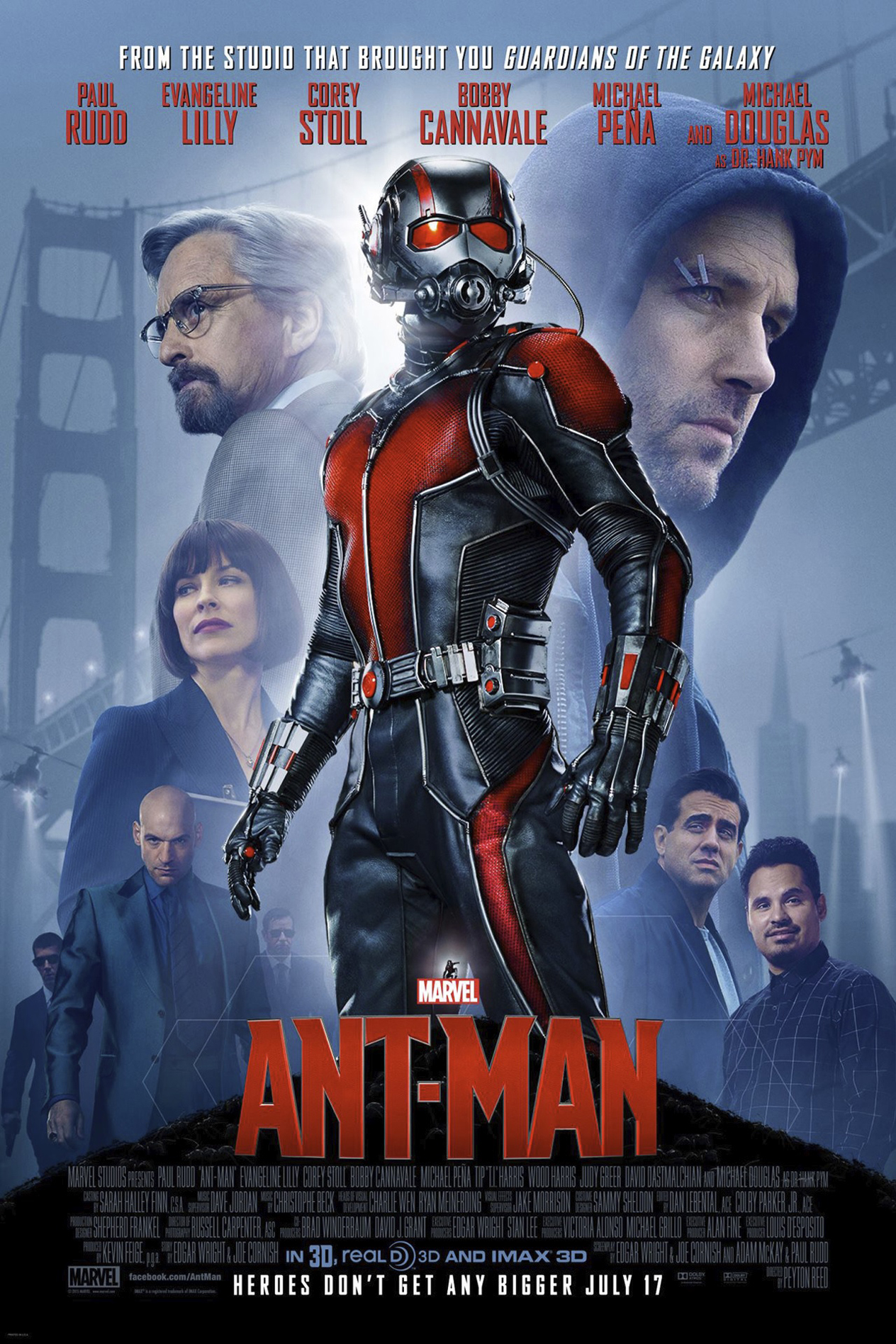Ant-Man at an AMC Theatre near you