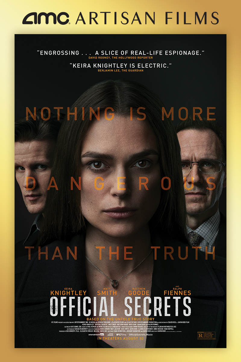 Image result for official secrets movie