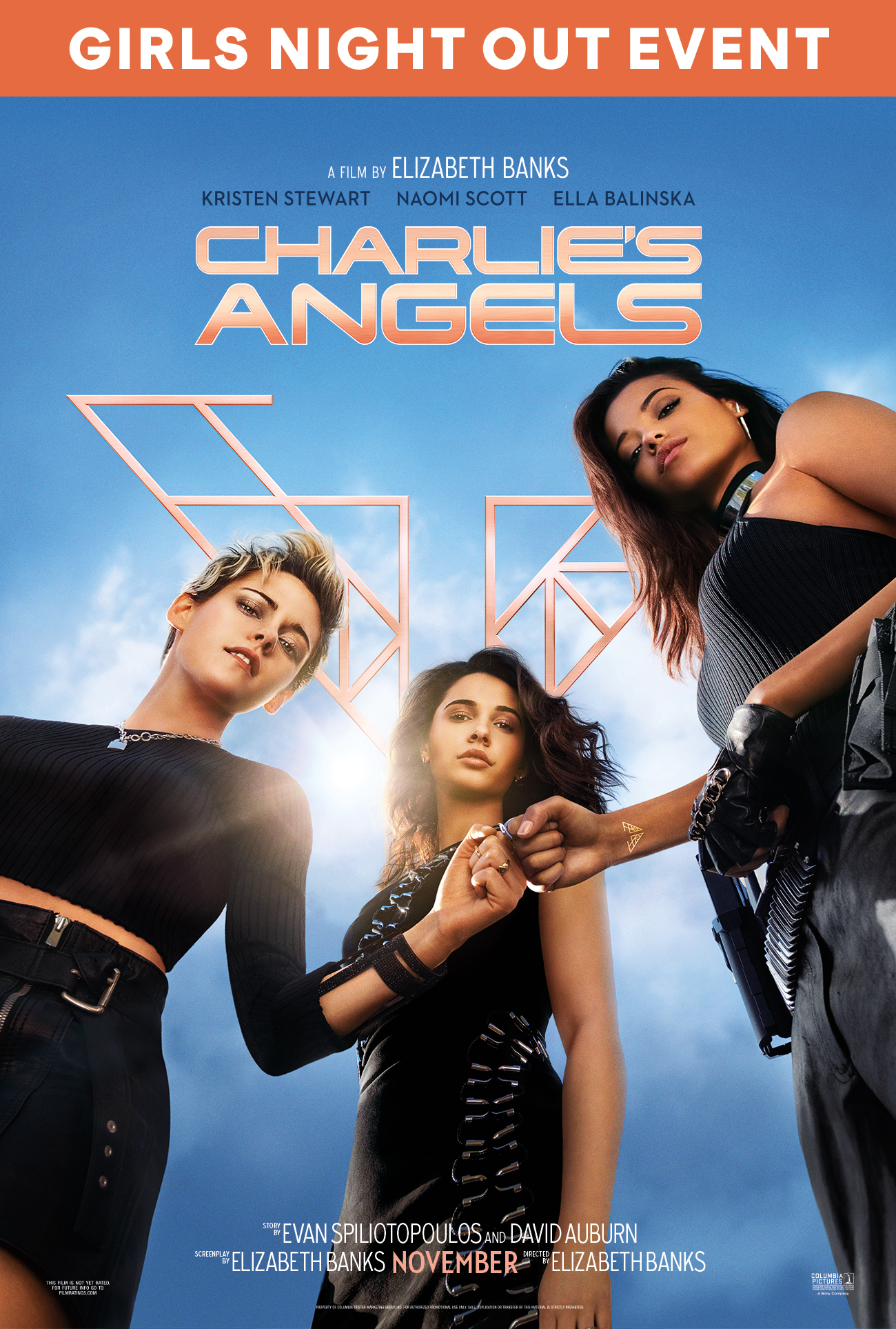 Girls' Night Out: Charlie's Angels