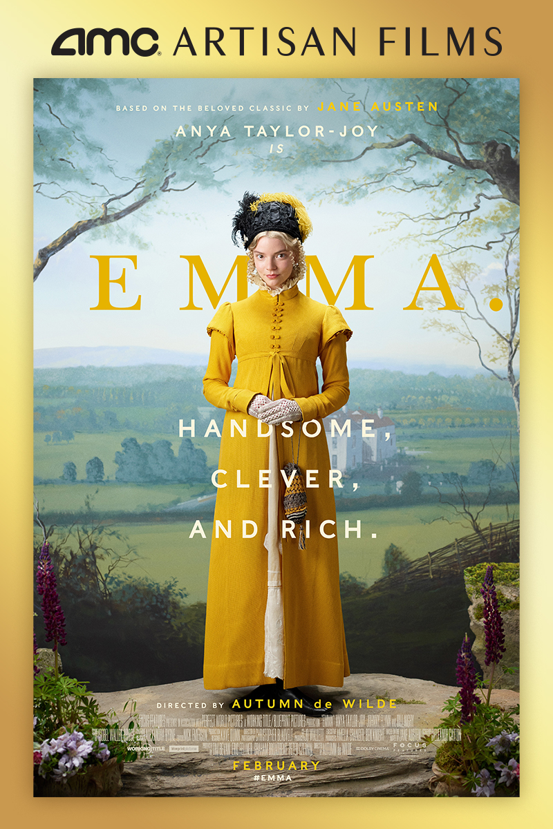 Emma At An AMC Theatre Near You