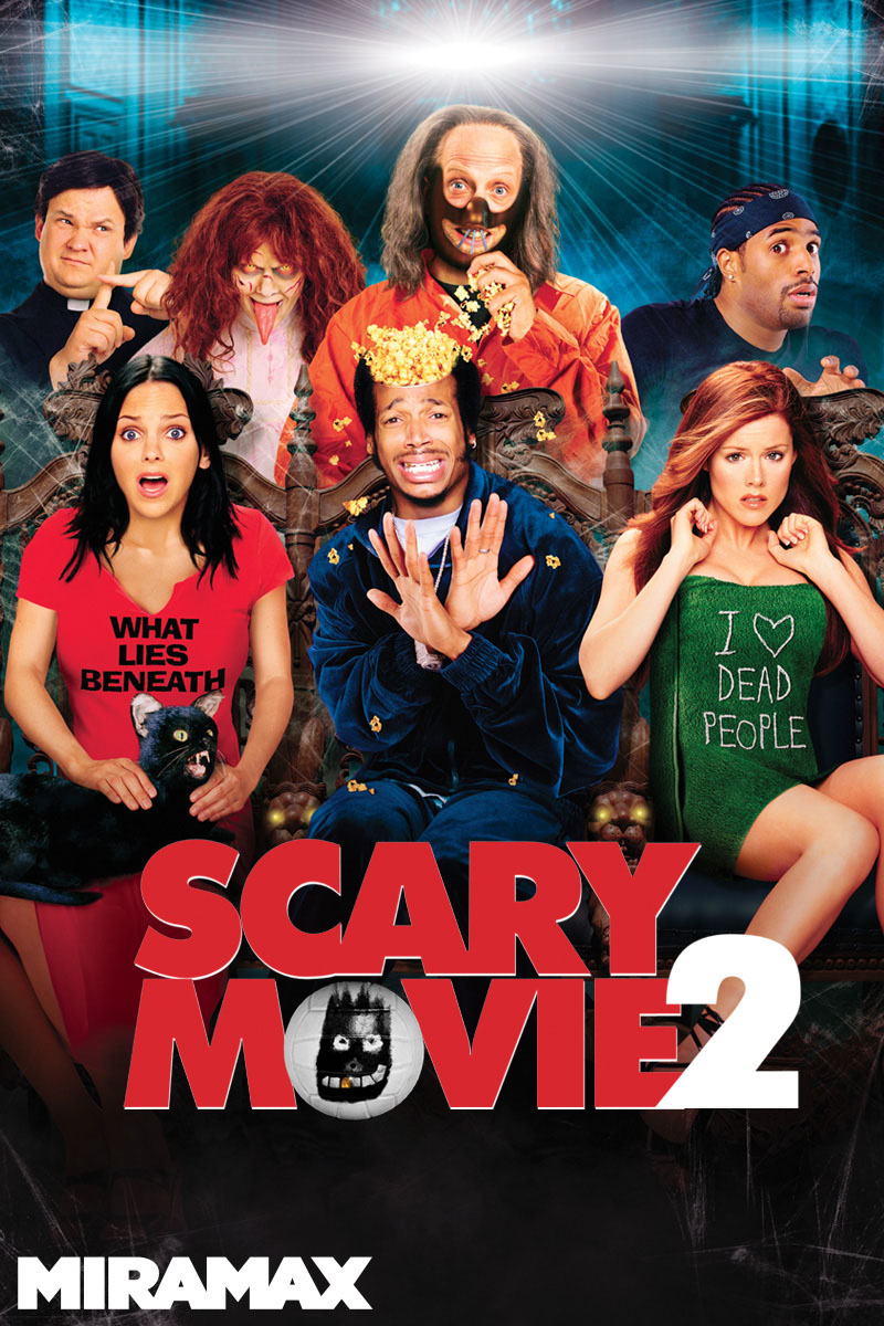Scary Movie 2 2001 Now Available On Demand