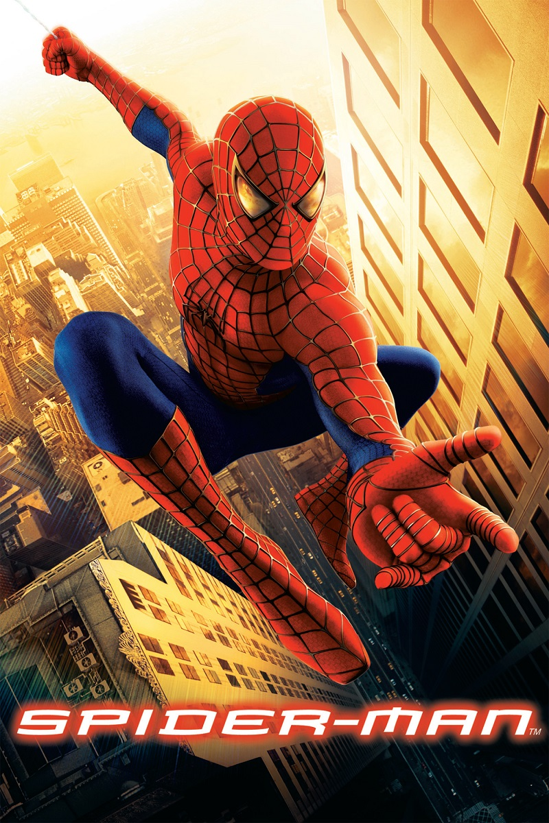 Spider-Man (2002) now available On Demand!