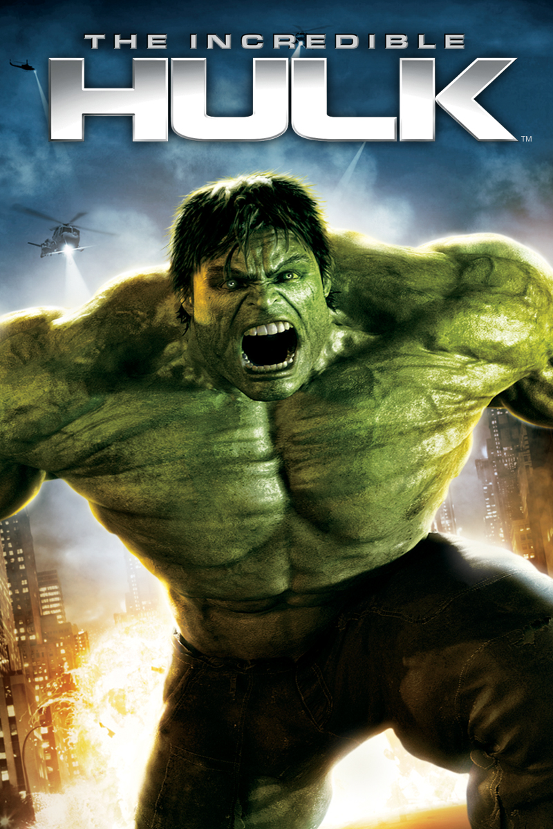 The Incredible Hulk now available On Demand!