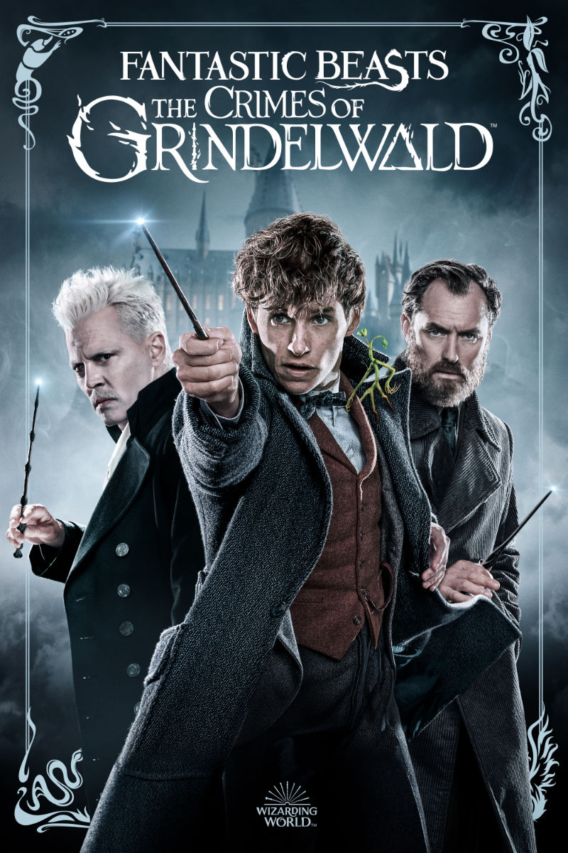 Fantastic Beasts And Where To Find Them Now Available On Demand
