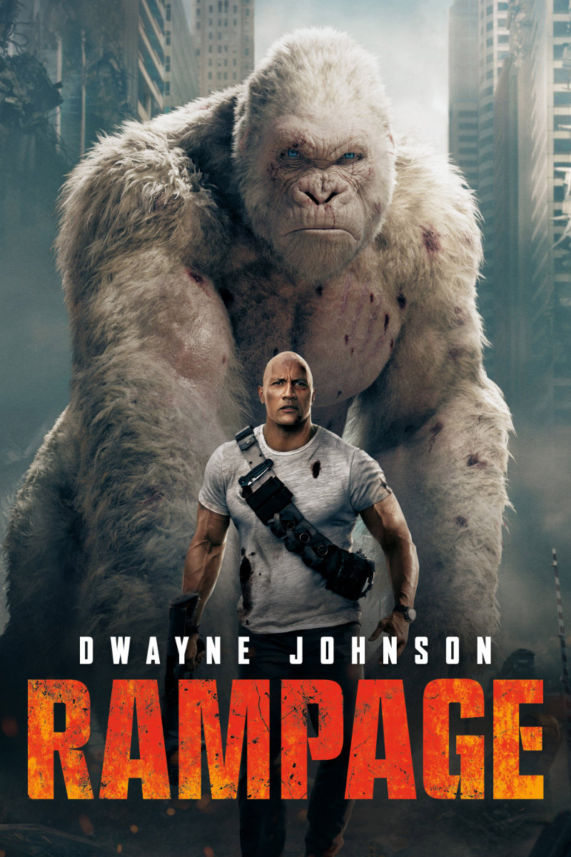 Rampage Now Available On Demand
