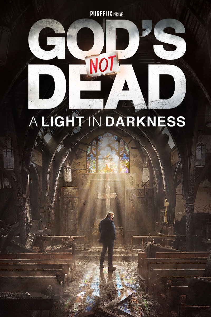 God S Not Dead 2 Now Available On Demand