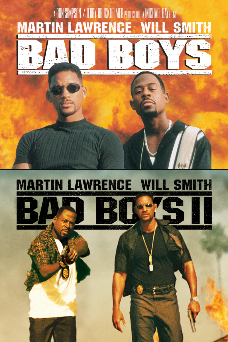 Bad Boys / Bad Boys 2 Bundle