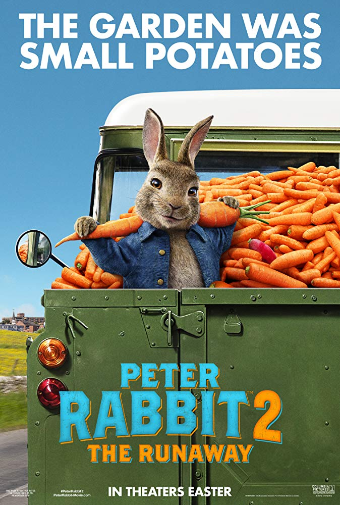 Peter Rabbit 2: The Runaway At An AMC Theatre Near You