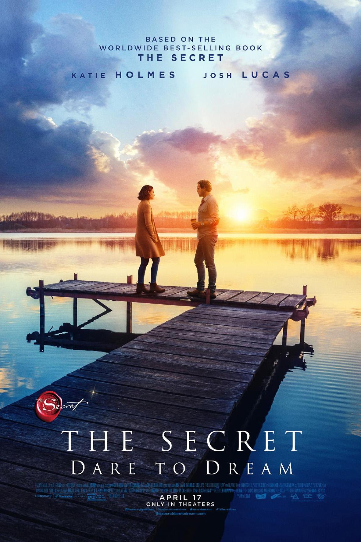 The Secret: Dare To Dream At An AMC Theatre Near You