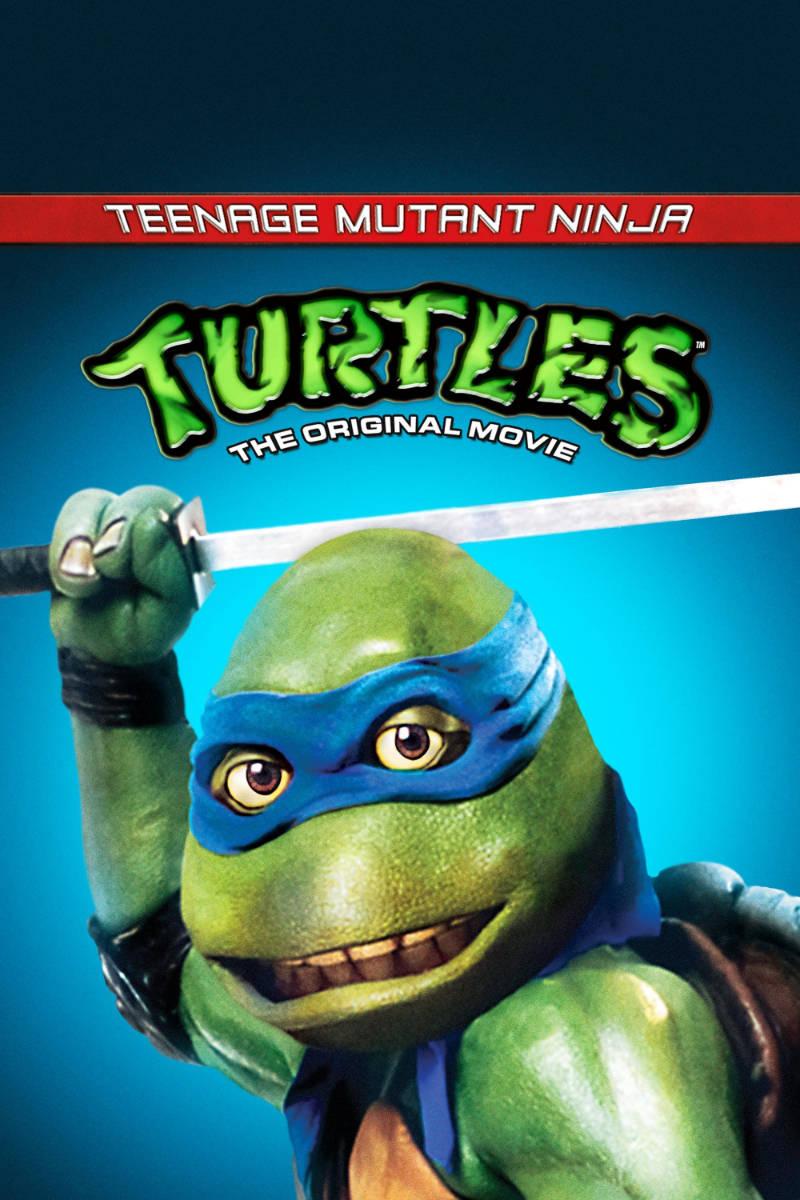 Teenage Mutant Ninja Turtles 1990 Now Available On Demand