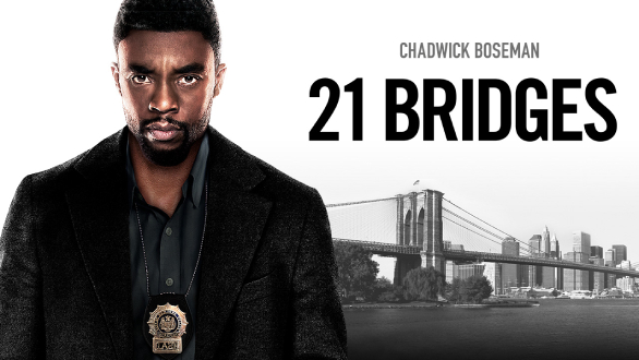21 Bridges now available On Demand!