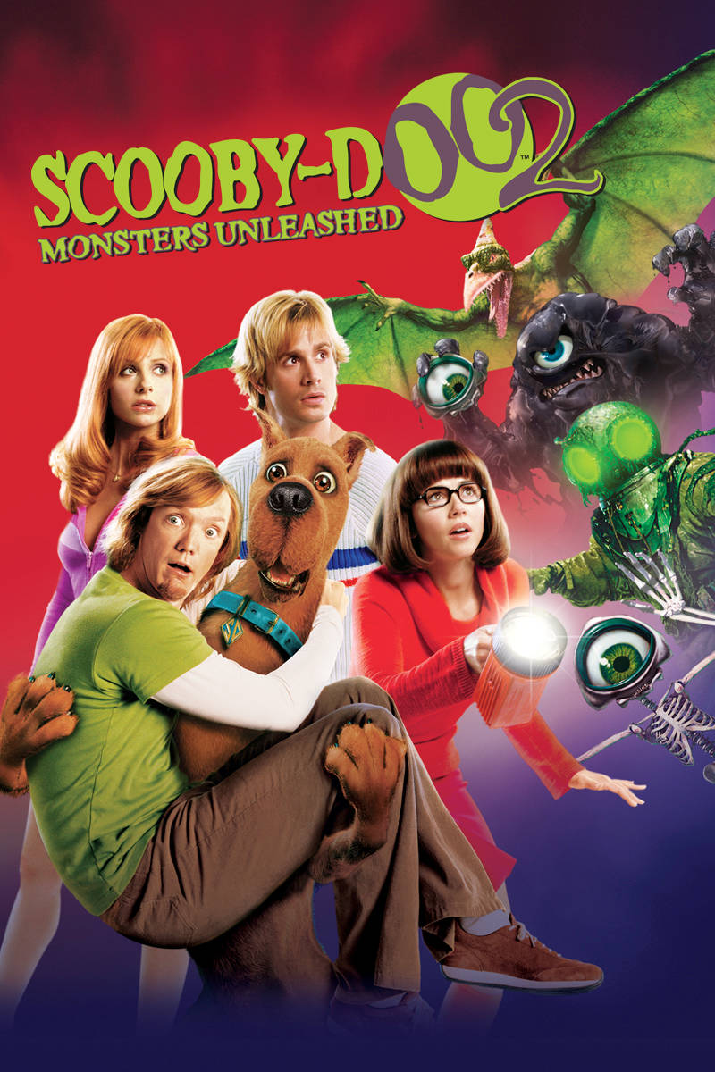 Scooby Doo 2 Monsters Unleashed Now Available On Demand