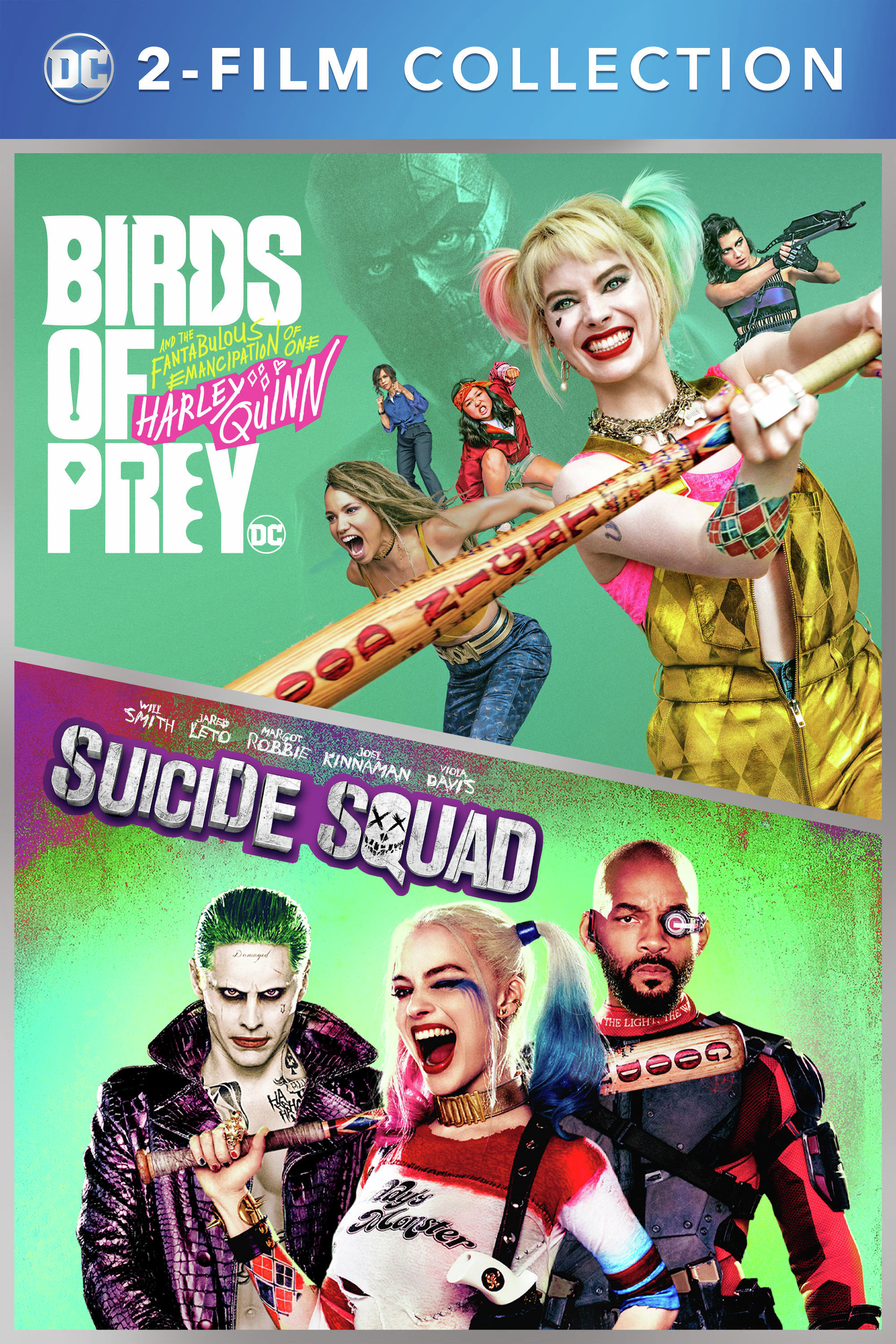 Harley Quinn Birds Of Prey Now Available On Demand
