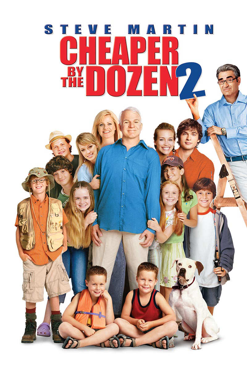 Cheaper By The Dozen 2 Now Available On Demand