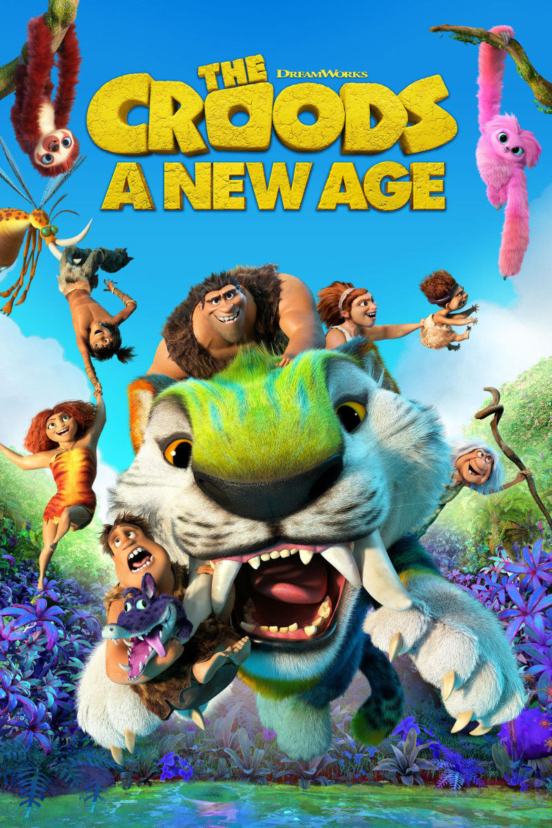FFC: The Croods: A New Age